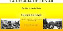 NOVELA ESPAÑOLA DE 1939 A 1974