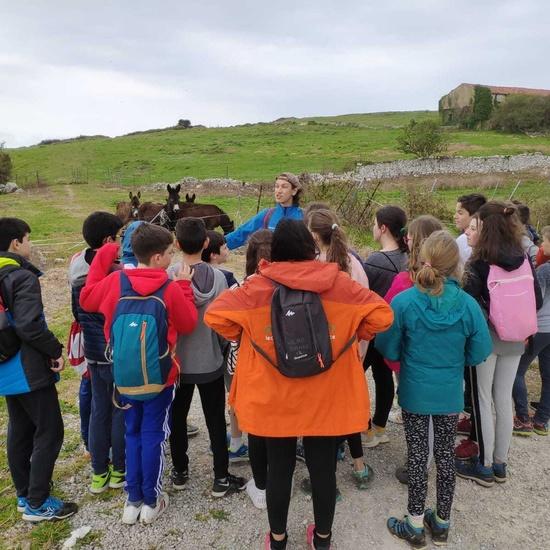 Inmersión lingüística en Llanes 8