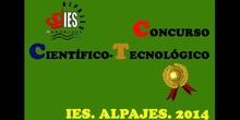 Entrega de Premios del IX Concurso Científico-Tecnológico ALPAJÉS