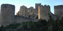 Muralla, Huesca
