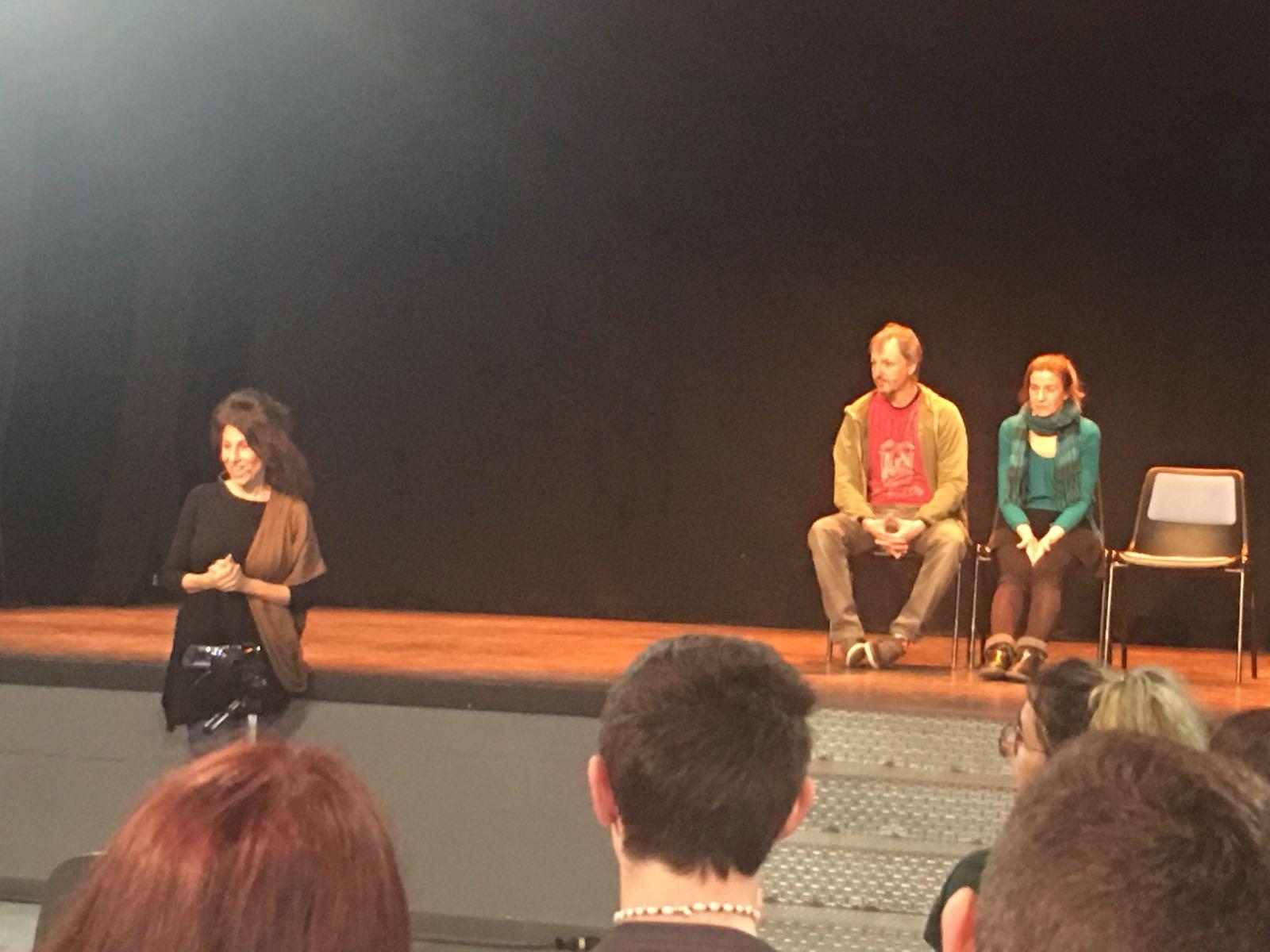Amor en escena - Si es amor, no duele - Taller de teatro para la prevención de la violencia de género - Teatro que cura 3