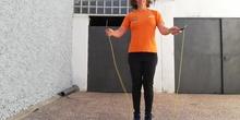 Individual jump ropes