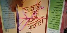 Libro de regazo de Carmen Tejero Diez (grupo F)en detalle