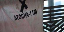 Camiseta alusiva al Atentado del 11-M