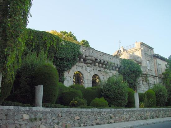 Palacio de Villena en Cadalso de los Vidrios