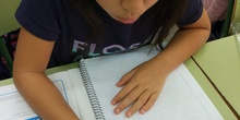 Aprendemos nuestro nombre en Braille 7