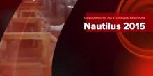 En el Laboratorio de Cultivos Marinos