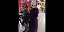 Monstruos monstruosos Halloween 2019