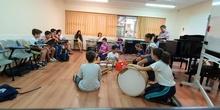 Educación musical y MT - Texturas