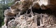 Refugio para pastores en Nuoro, Italia