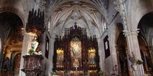 Retablo Mayor de la Basílica de Santa María, Pontevedra, Galicia