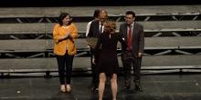 Acto de clausura del XIV Concurso de Coros Escolares de la Comunidad de Madrid (sesión de coros de excelencia) 3