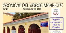 Crónicas del Jorge Manrique Nº 24