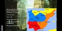 Pre-Roman tribes and Iberian Peninsula