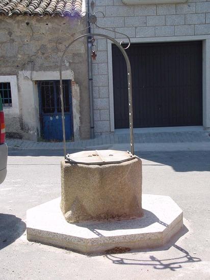 Pozo en Fresnedillas de la Oliva