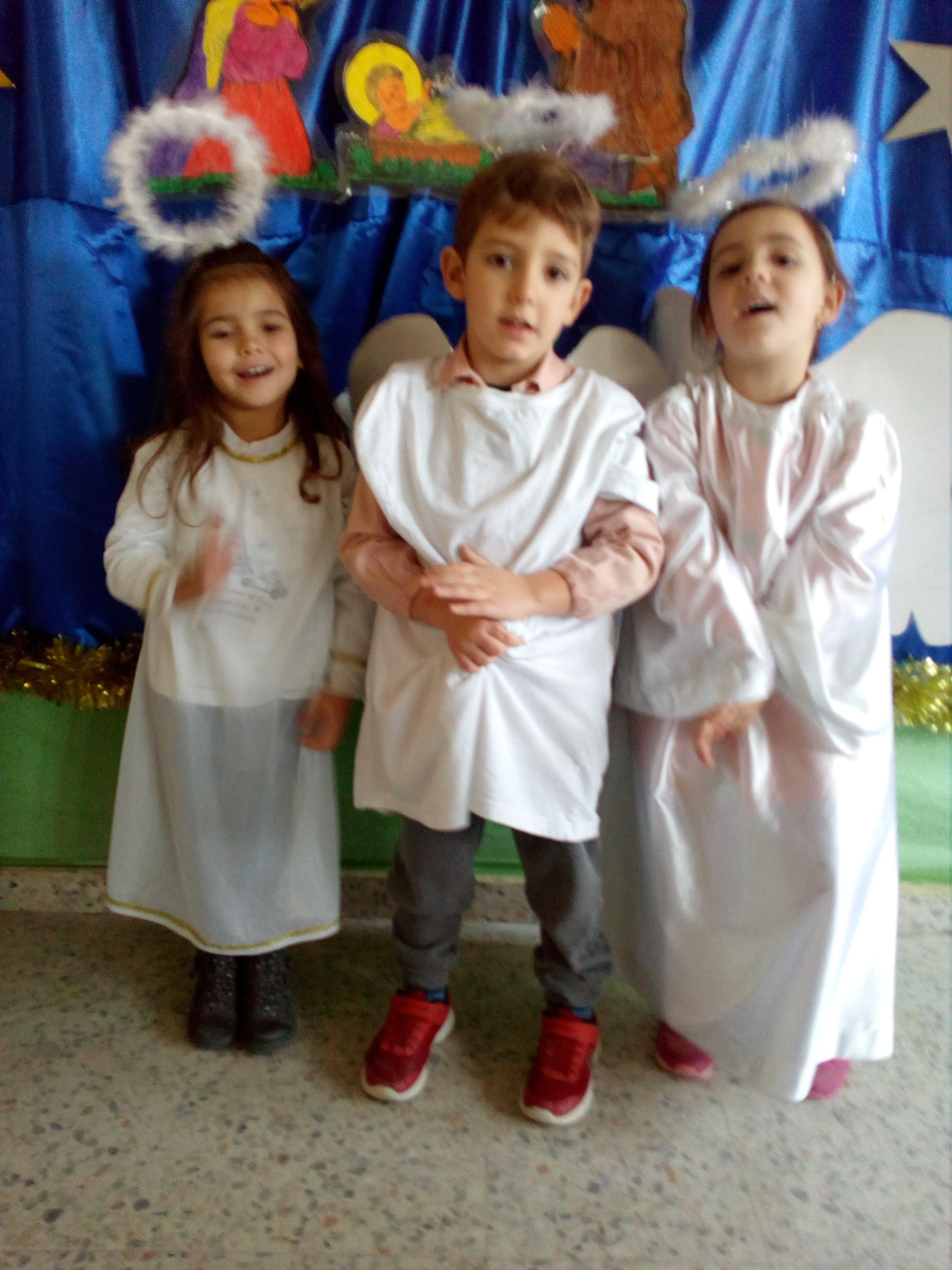 Alumnos de Religión