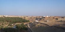 Palmeral de Nefta, Túnez