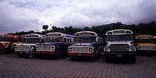 Estación de autobuses de Antigua, Guatemala