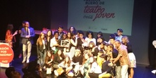 Grupo de Teatro - Ceremonia Premios Buero de Teatro Joven 2018 2