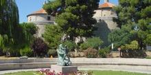 Escultura en Villaviciosa de Odón
