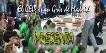 """""""Los conciertos del patio Chico""""-1º y 2º EP delCEIP Juan Gris de Madrid bajo la dirección de Hugo Mu&"""