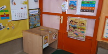 Infantil. Biblioteca de aula.