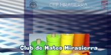 Presentación del Club de Mates Mirasierra