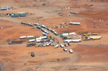 A repostar, Rep. de Djibouti, áfrica