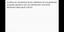 10 Ejercicios de inferencia estadística (I)