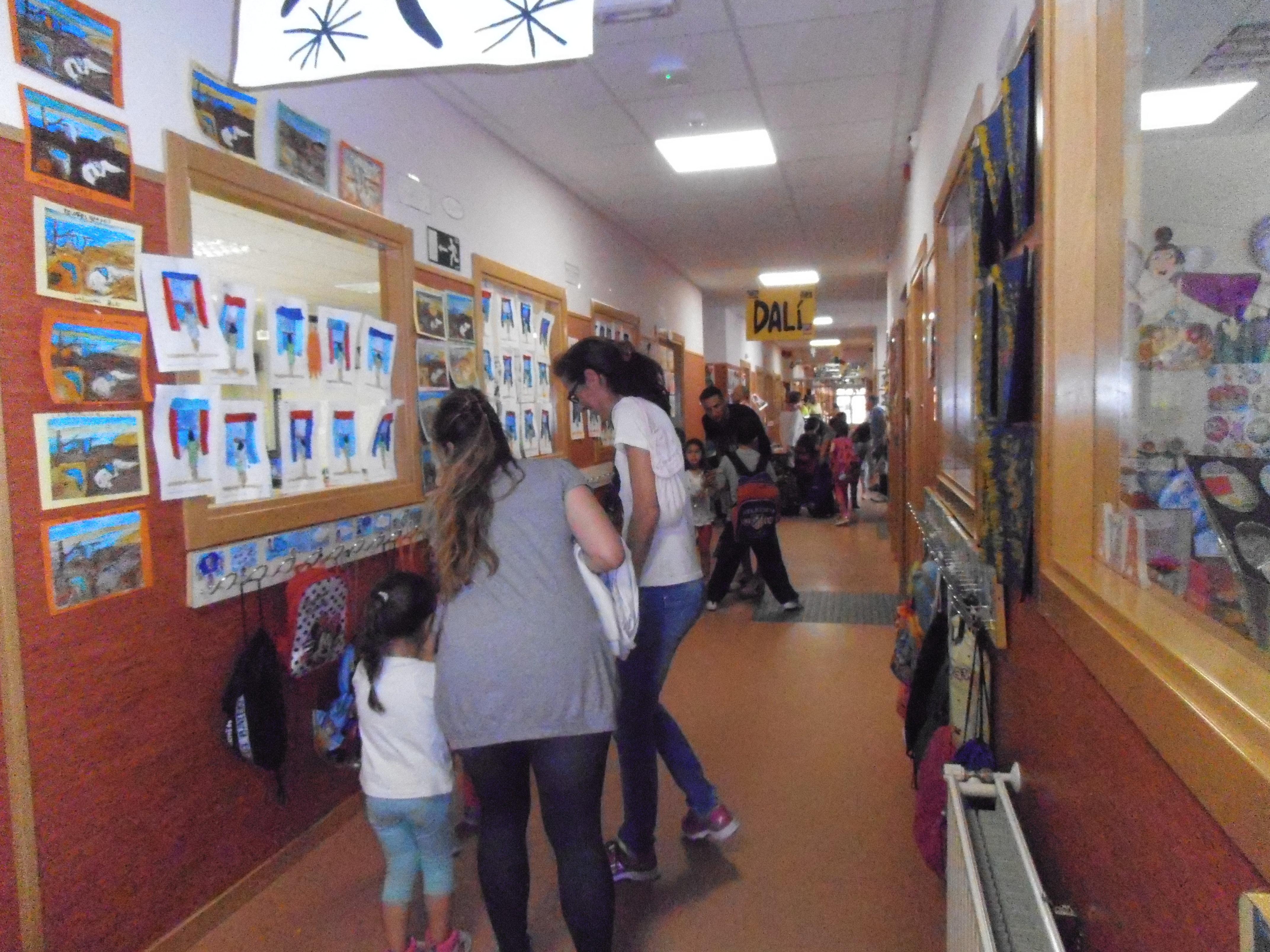 Pintores en Educación Infantil 15