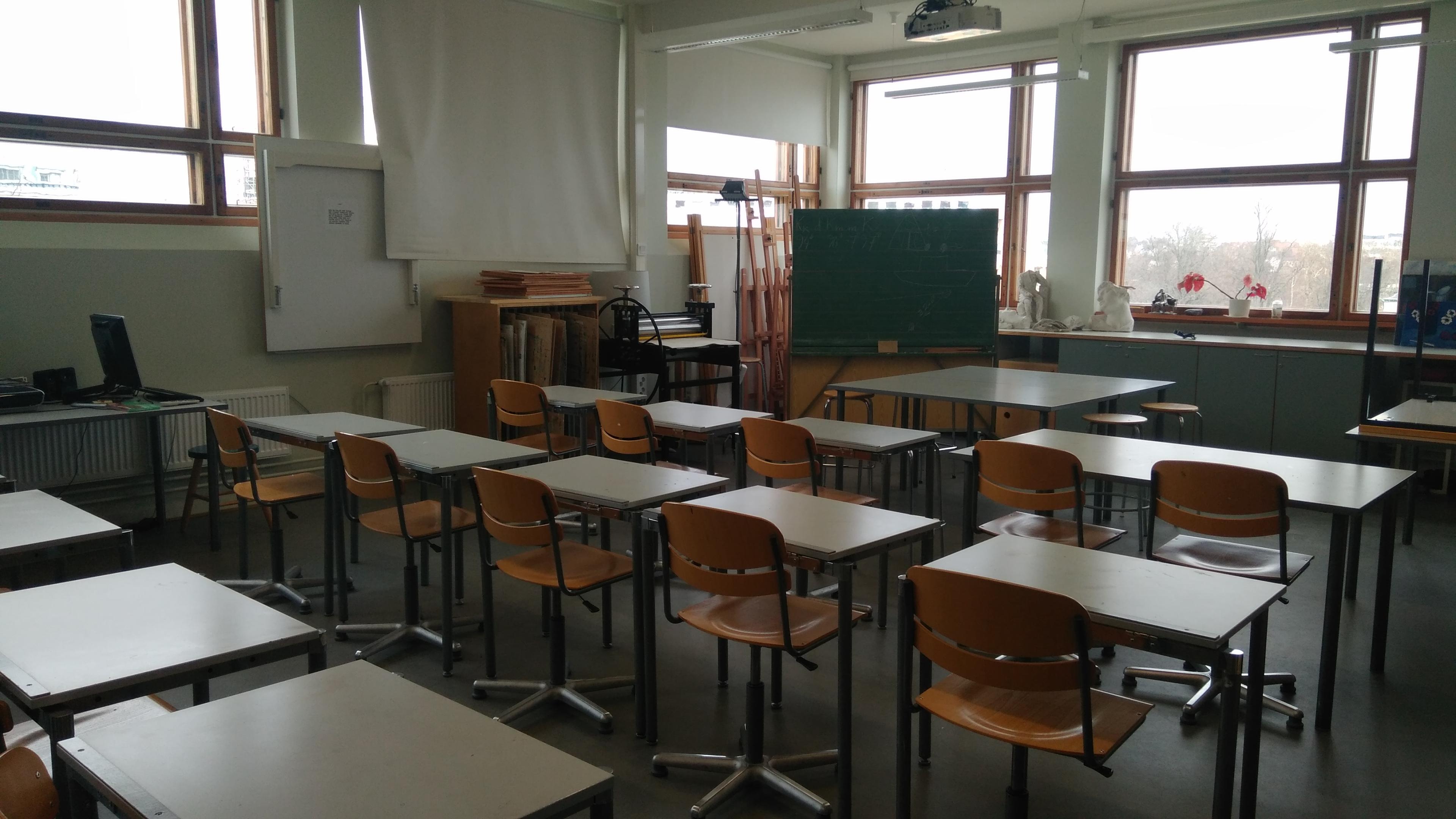 Arbis. Escuela Sueca en Finlandia. Erasmus+ 2018 3