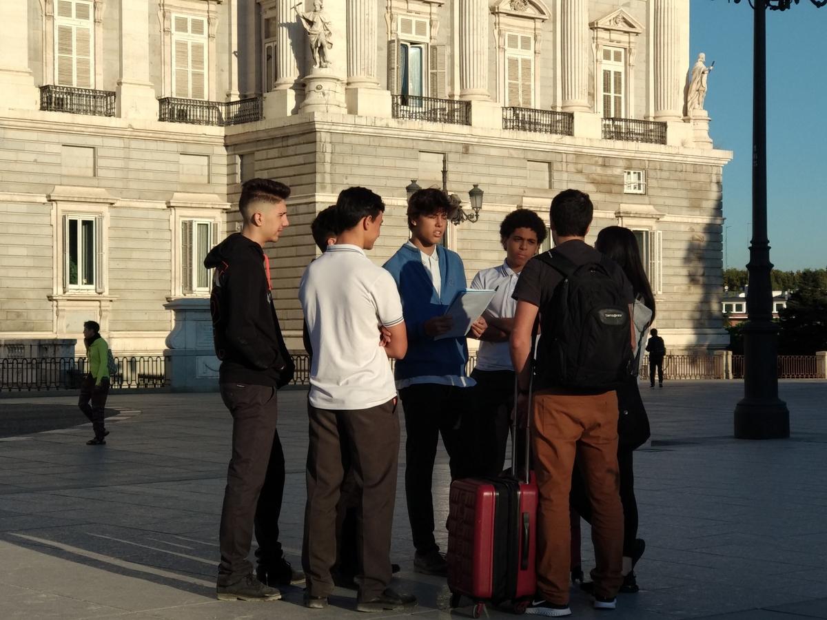 Entrevistas en inglés 4º ESO C 14