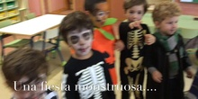 INFANTIL - 3 AÑOS B - HALLOWEEN - ACTIVIDADES