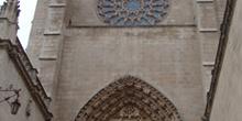 Puerta del Sarmental, Catedral de Burgos, Castilla y León