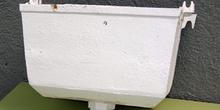 Cisterna de inodoro en fundición