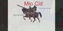3ESO - Lengua -El cantar del Mío Cid Kirsten Bilting