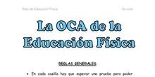 La OCA de la Educación Física - 1er ciclo