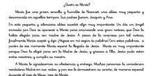 María de Nazaret 3º y 4º