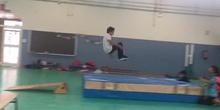 Salto de longitud 5º
