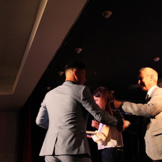 Graduación 2º bachillerato 2017-2018. IES María de Molina (Madrid) (2/2) 7