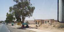 Puesto de venta de gasolina, Matmata, Túnez