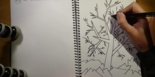 Fractal tree branches - Ramificación