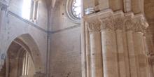 Columnas y capiteles, Catedral de Lérida
