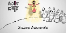 JESÚS SUBE AL CIELO