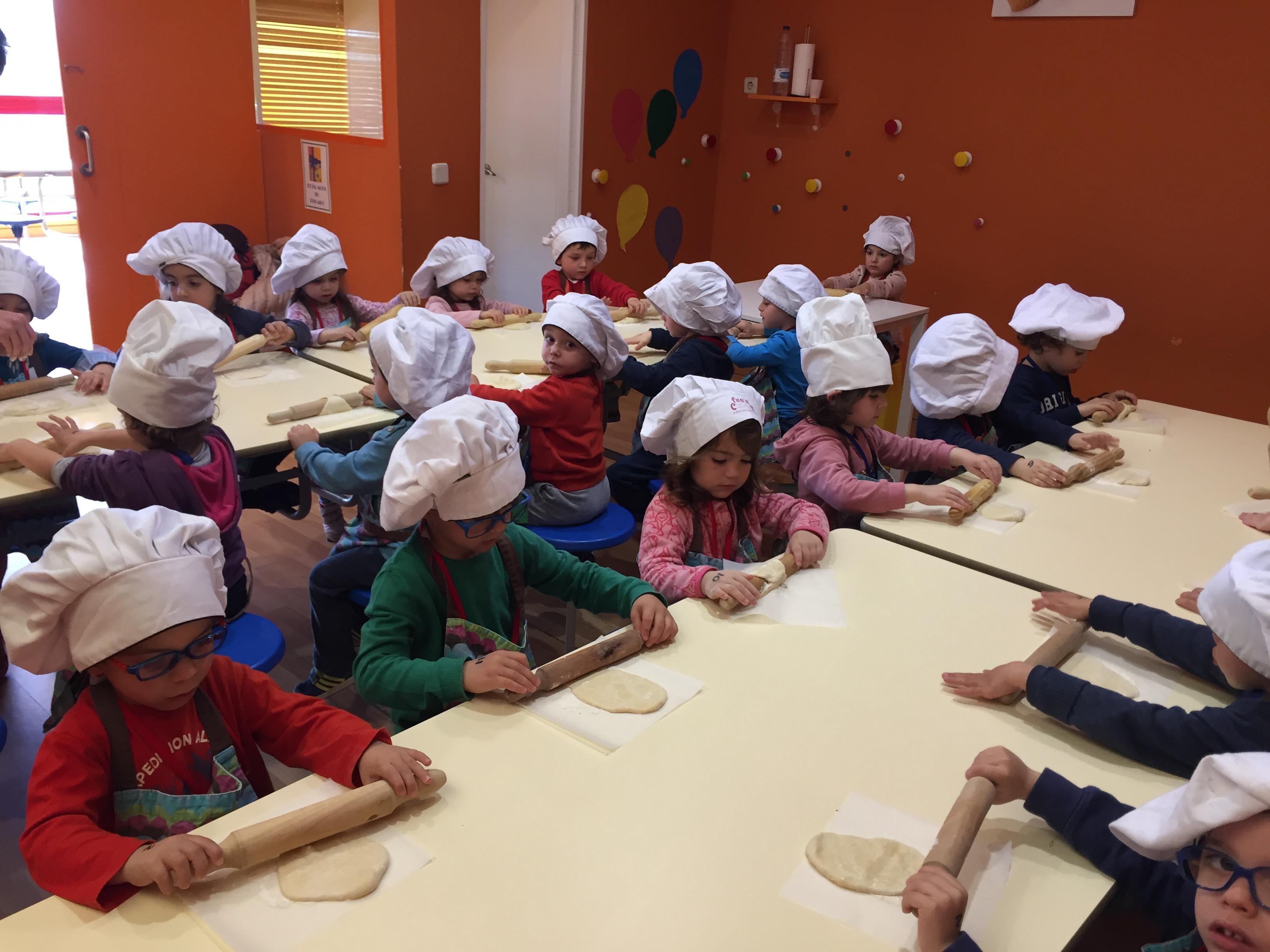 Excursión Escuela de cocina