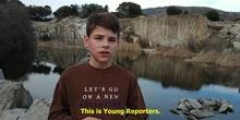 JÓVENES REPORTEROS CANTERAS DE ALPEDRETE