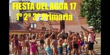 Fiesta del agua 17 1º 2º y 3º Primaria CEIP Amadeo Vives