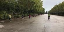 Vuelta al Cole - Carrera contra la leucemia infantil - 5º y 6º Ed. Primaria llegada