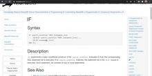 MariaDB, MySQL - Programación - IF