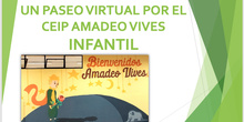 Puertas abiertas VIRTUALES Infantil 2020 CEIP Amadeo Vives Madrid